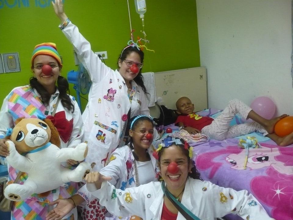 Día del Niño   Payasos de Hospital