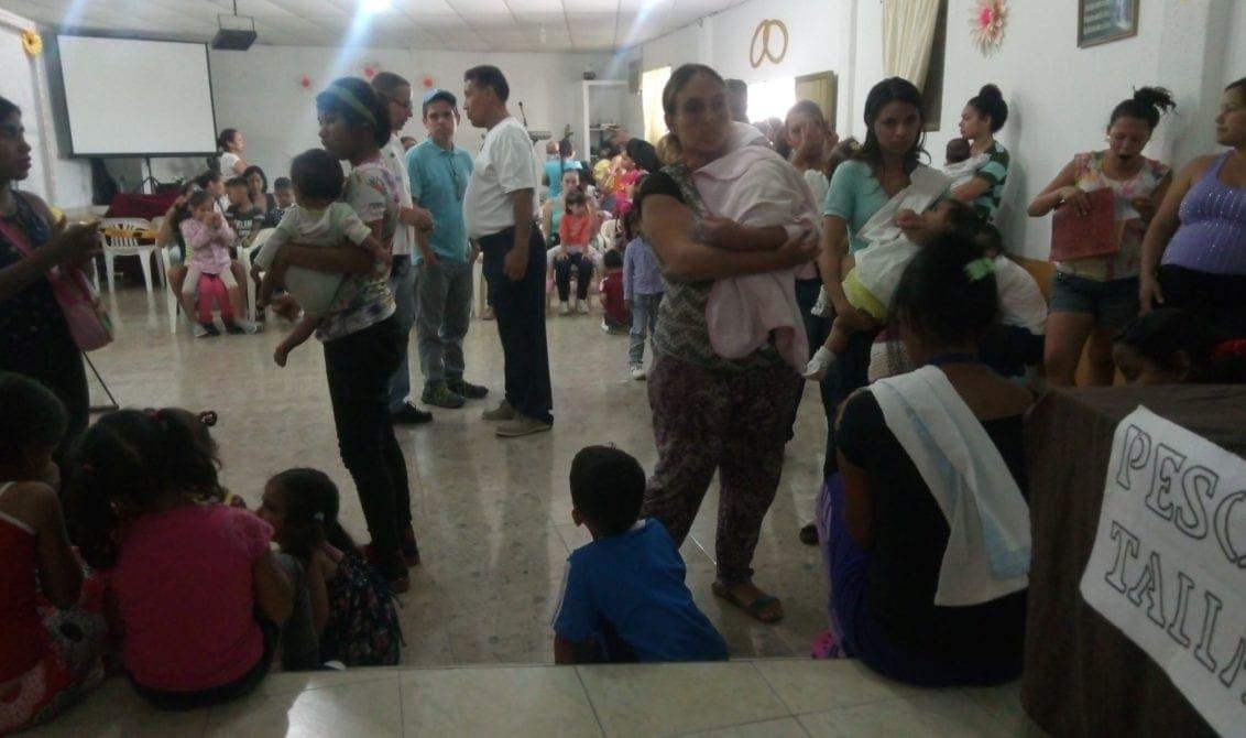 comunidades de Carapita