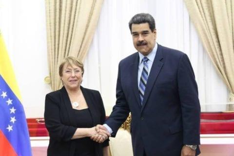 Informe Bachelet
