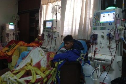 unidades de dialisis de san cristobal