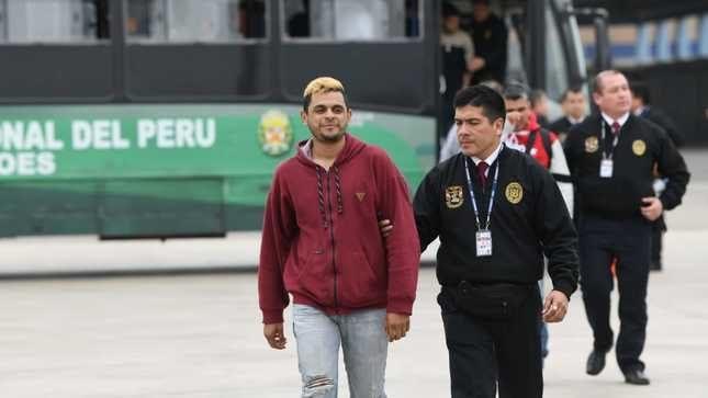 Gobierno de Perú-migración -expulsado
