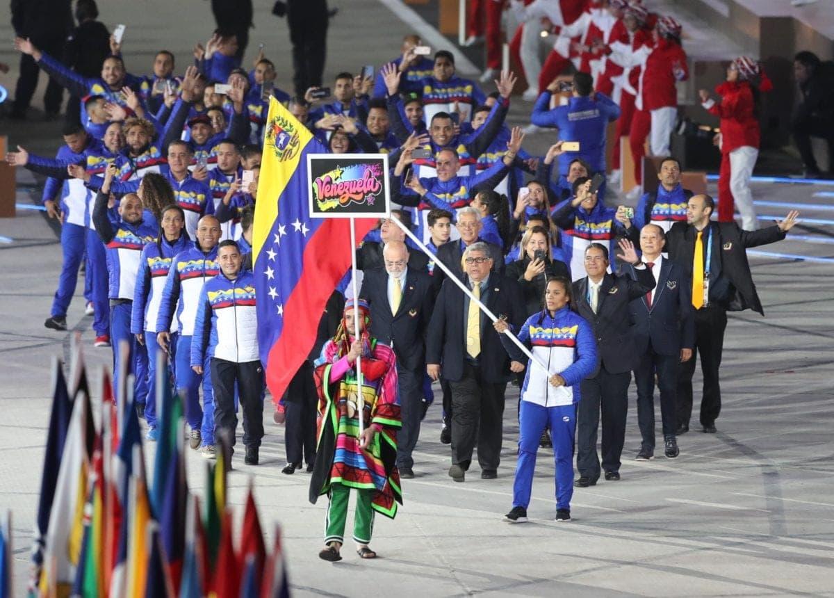 """Resultado de imagen de juegos panamericanos lima 2019 venezuela"""""""