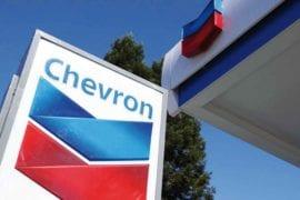 Chevron- Tesoro