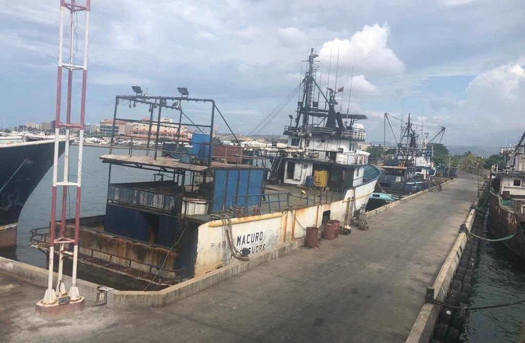 ley de pesca y piratería