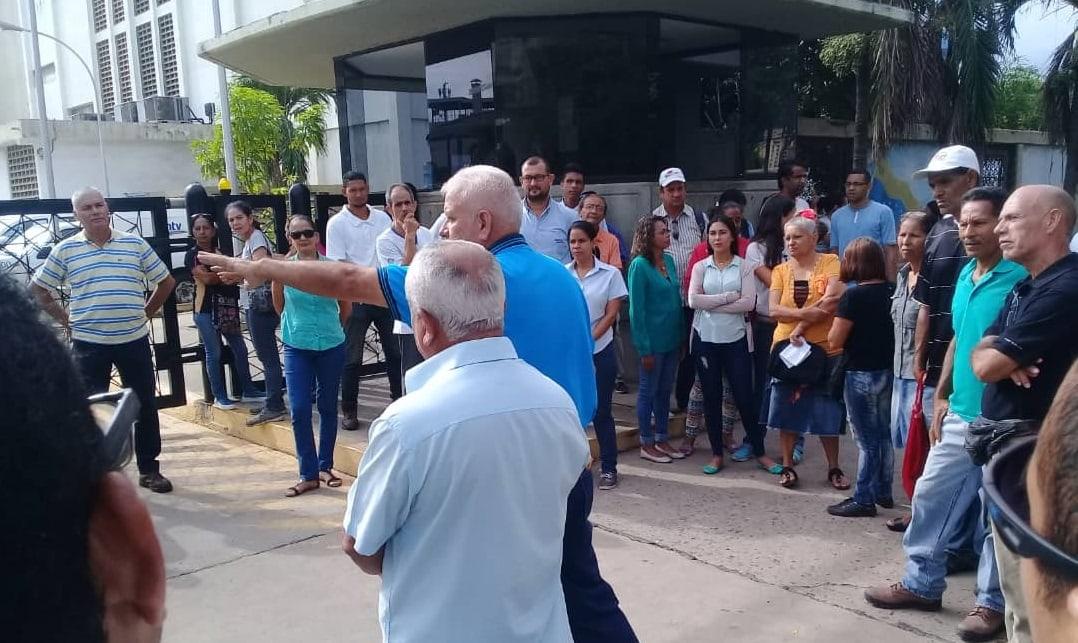 protesta-cantv-anzoátegui-crónica.uno-josé-camacho