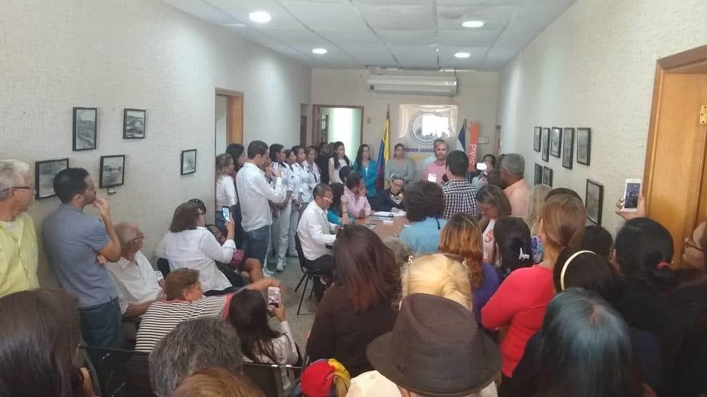 clínica municipal de urbaneja