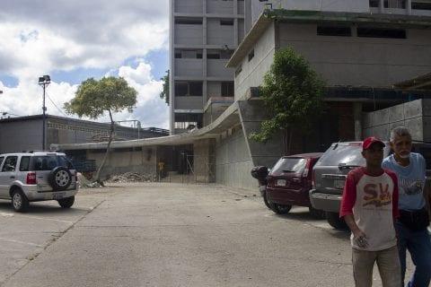 hospital periférico de Coche