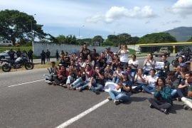 estudiantes de la UC