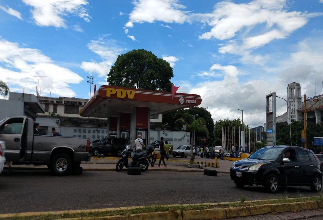 Con el nuevo censo Cero Estrés verificarán tags de gasolina en San Cristóbal - Crónica Uno