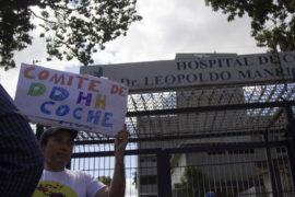 remodelación hospital de Coche
