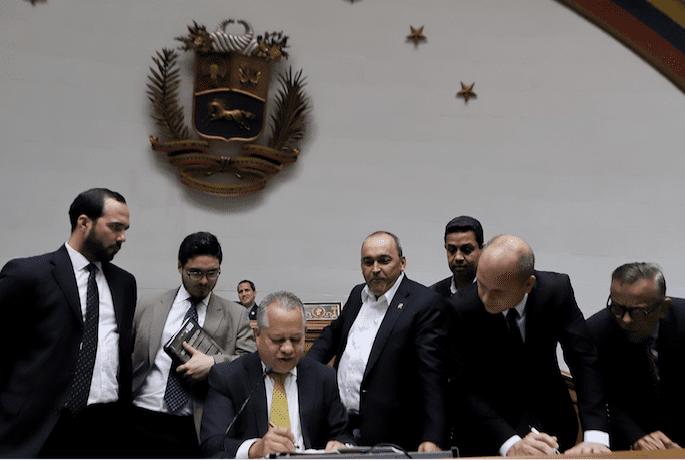 verificación nominal del quorum