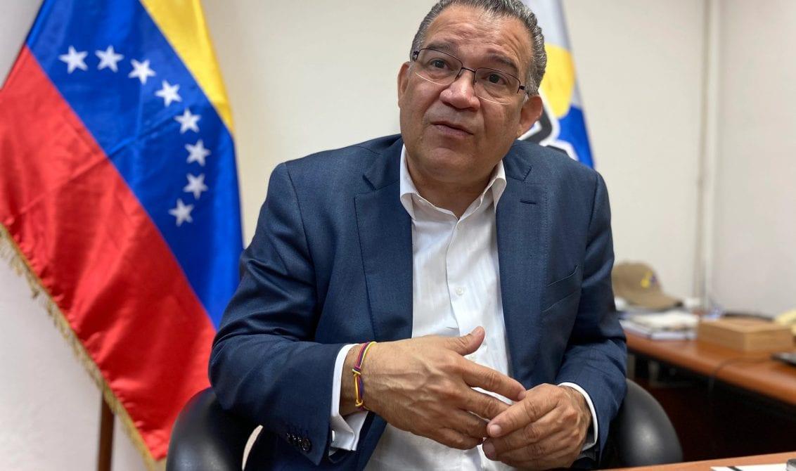 CNE | Enrique Márquez Vicepresidente del CNE